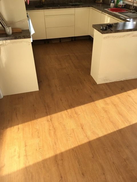 Converted Barn Flooring